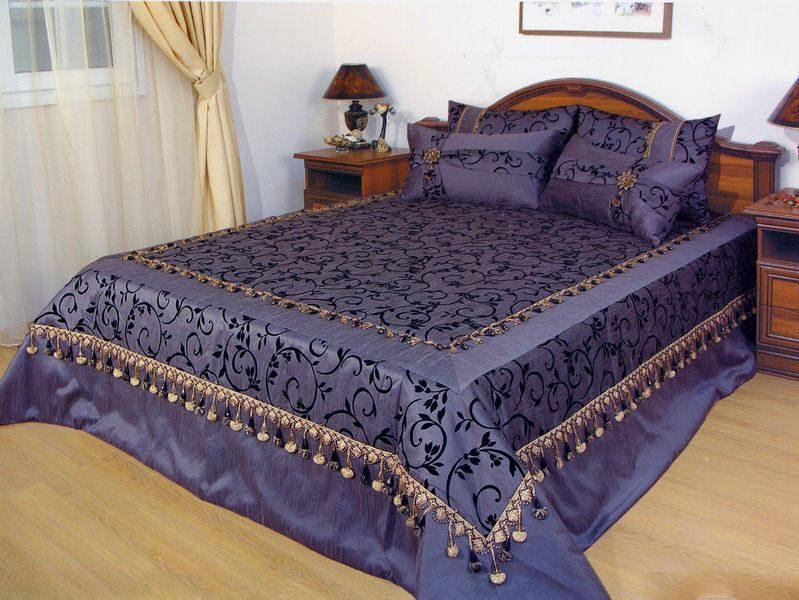 Пошить покрывало на кровать своими руками фото