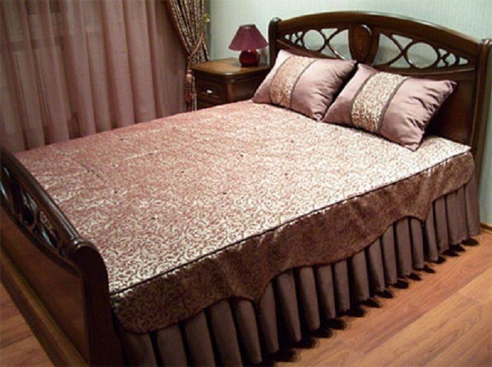 Подзор для кровати своими руками фото 8