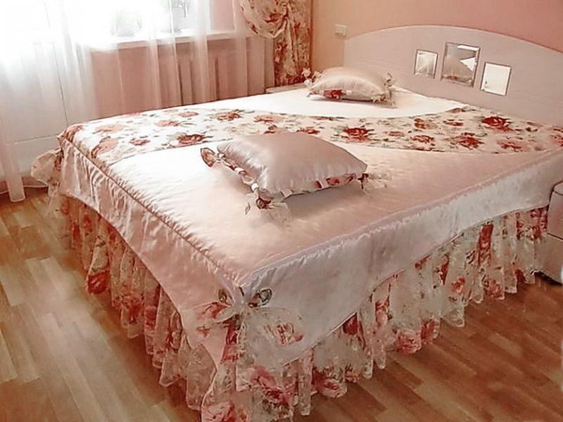 Сшить своими покрывало в спальню 232